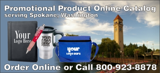 Promotional Products Spokane, Washington